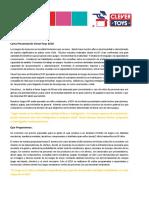 Carta Presentación CleverToys 2019