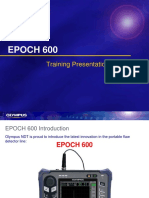 EPOCH 600 Training Presentation 3-2014