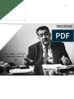 Proximidad José Lezama Lima. Ponencia