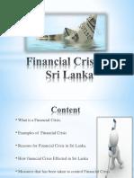 Financial Crysis in Sri Lanka.pptx