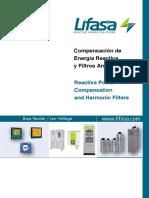 Catalogo General Baja Tension LIFASA