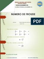 NUMERO DE FROUDE-MANUEL.pptx