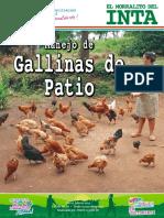 manejo ecologico de la gallina