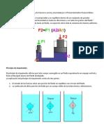 Principio de Pascal y principio de arquimides