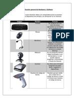 Clasificación General de Hardware y Software
