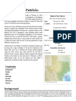 Battle of San Patricio - Wikipedia
