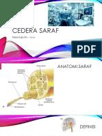 cedera Saraf
