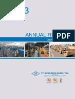 2013 IKBI IKBI Annual Report 2013