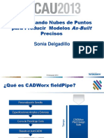 CADWorx Field Pipe