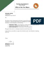 Letter Invi Draft