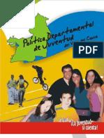 Politica Juventud 30 junio1