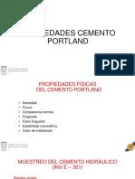 2. Propiedades Cemento Portland