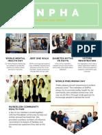 2018-2019 SNPhA Newsletter