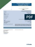 Brochure Zephyr Model 2 Geodetic