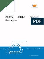 ZXCTN Product Description_V.1.0