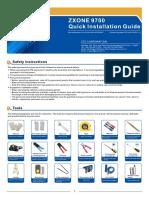ZXONE Quick Installation Guide_V1.0