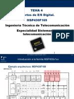 Instrucciones MSP430