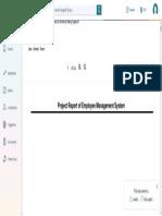 Python, Django and MySQL Project Report on Employee Management System _ Databases _ Software Testing.pdf
