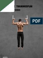 Trainingsplan Madbarz Beginner Strength