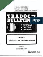 Tradoc Bullettin 7-BMP Capabilities and Limitations