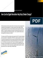 SAP's Case Study [How Can the Digital Revolution Help Stop Climate Change]