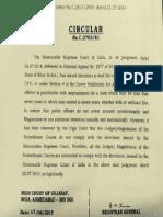 circular 2703 supreme court