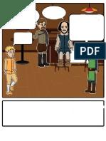 Pardoner's Tale Comics in Ms Word