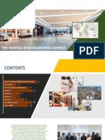 2018 Franchise Agenda Brochure