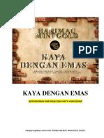 eBook Kaya Dengan Emas