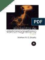 Elementos de Eletromagnetismo 3ed Shadiku Matthew editavel.pdf