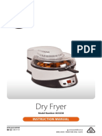 Kuchef Dry-Fryer-white-Manual-v1.4