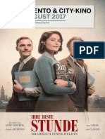 Moviemento & City-Kino Juli/August 2017