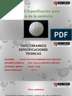 ASTM C60 Especificación Para El Yeso de La Cerámica_Lázaro Sánchez