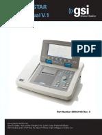 Grason-Stadler GSI Tympstar Manual V1 Rev C