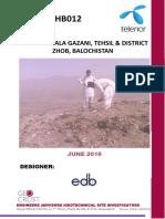 Report Zhb012