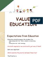 Value Education