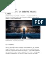 Os Evangelicos e o Poder Na America Latina