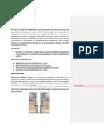 Perforacion Vertical