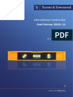 International Construction Cost Survey 2010