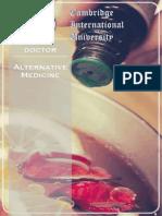 Doctor Alternative Medicine