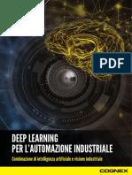 Deep Learning per l'automazione industriale