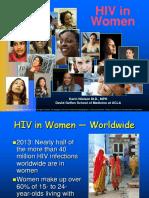 HIV in Women 2014 Nielsen