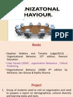 Organisational Behaviour-m1