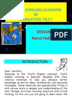 Narrative Text 2019 materi powerpoin