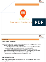 Mobile Teleshoppe - Store Locator