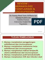 3-Farmakologi Antiinflamasi Dan Imunosupresan