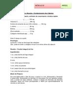 Formula e Receita Para Fortalecimento Dos Cabelos