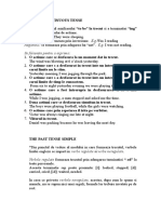 THE PAST CONTINUOUS TENSE (Lb. romana).doc