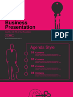 Success Businessman PowerPoint Templates