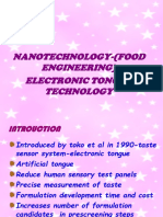 Electronic Tongue Technology